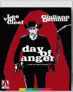 Day of Anger Blu-Ray Cover