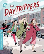 The Daytrippers Criterion Collection Blu-Ray Cover