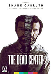 The Dead Center Blu-Ray Cover
