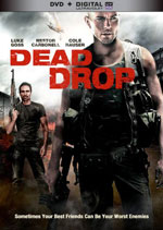 DVD Cover for Dead Drop