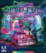 Dead-End Drive-In Blu-Ray Cover