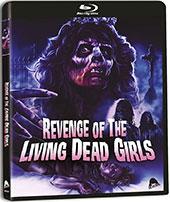 Revenge of the Living Dead Girls Blu-Ray Cover