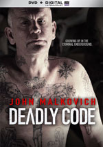 DVD Cover for Deadly Code