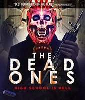 The Dead Ones Blu-Ray Cover