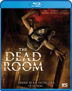 The Dead Room Blu-Ray Cover