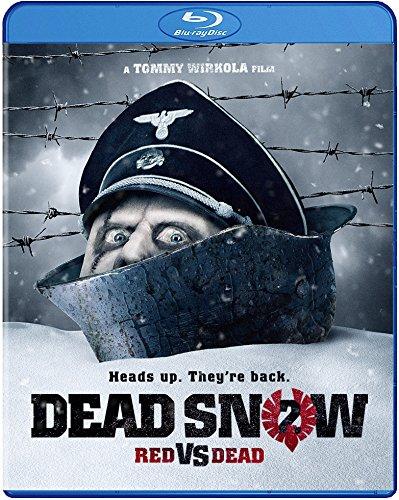 Dead Snow 2: Red vs Dead Blu-Ray Cover