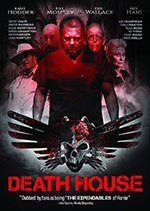 Death House DVD Cover