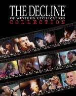 The Decline of Western Civilization Blu-Ray Collection