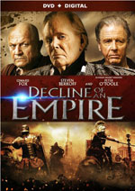 DVD Cover for Decline of an Empire