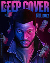 Deep Cover Criterion Collection Blu-Ray Cover