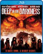 Deep in the Darkness Blu-Ray Cover