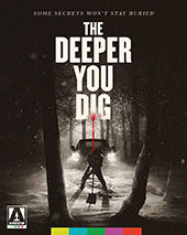 The Deeper You Dig Blu-Ray Cover