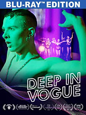 Deep Vogue Blu-Ray Cover