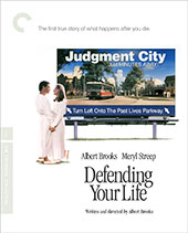 Defending Your Life Criterion Collection Blu-Ray Cover