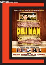 Deli Man Blu-Ray Cover