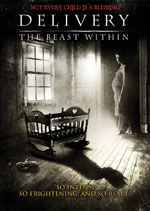 DVD Cover for Delivery: The Beast Within