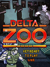 Delta Zoo DVD Cover