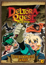 DVD Cover for Deltora Quest: The Complete Series