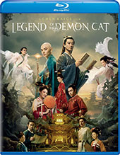 Legend of the Demon Cat Blu-Ray Cover