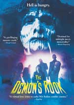 DVD Cover for The Demon's Rook