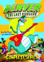 DVD Cover for Denver, the Last Dinosaur Complete Series