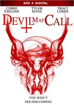 DVD Cover for Devil May Call