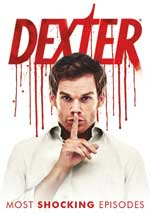 DVD Cover for Dexter: Most Shocking Episodes