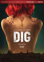 DVD Cover for Dig: Season One