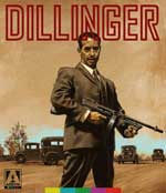 Dillinger Blu-Ray Cover