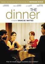 DVD Cover for The Dinner