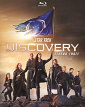 Star Trek: Discovery - Season 3 Blu-Ray Cover