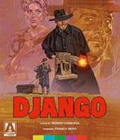 Django Blu-Ray Cover