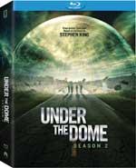 Under the Dome: Season 2 Blu-Ray Cover