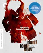 The Criterion Collection Blu-Ray Cover for Don't Look Now