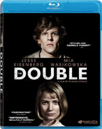 The Double Blu-Ray Cover