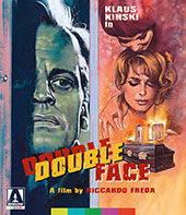Double Face Blu-Ray Cover