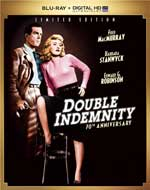 Double Indemnity Blu-Ray Cover