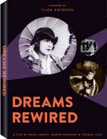 DVD Cover for Dreams Rewired