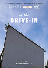 At the Drive-In DVD Cover