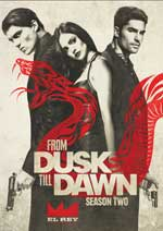 DVD Cover for From Dusk Till Dawn: The Series - The Complete Season 2