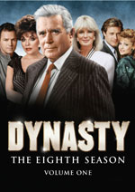 DVD Cover for Dynasty Season 8