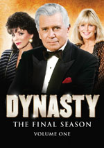 DVD Cover for Dynasty: The Final Season