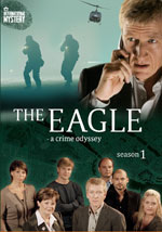 DVD Cover for The Eagle: Season 1