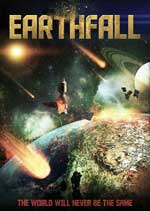 DVD Cover for Earthfall