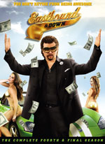 DVD Cover for Eastbound & Down: The Complete Fourth and Final Season