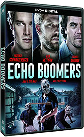 Echo Boomers DVD Cover