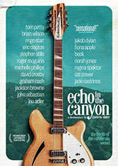 Echo in the Canyon Blu-Ray Cover