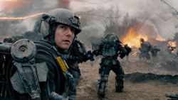 Despite actually being an interesting and genuinely good film, Edge of Tomorrow, even with Tom Cruise dying repeatedly, couldn't become a box office hit.