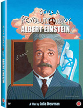 Albert Einstein: Still a Revolutionary Blu-Ray Cover
