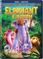 DVD Cover for Elephant Kingdom